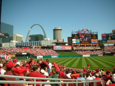 Busch Stadium - Attractions/Entertainment, Reception Sites, Restaurants - 700 Clark Ave, St Louis, MO, USA