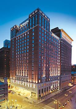 Renaissance Grand - Reception Sites, Hotels/Accommodations, Ceremony Sites - 800 Washington Ave, St Louis, MO, 63101
