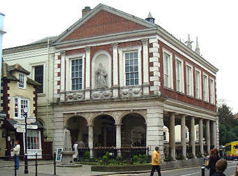 The Guildhall - Ceremony Sites - High St, Windsor, Berkshire , SL4 1LR