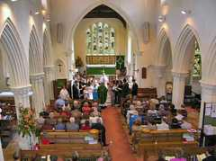 Eaton Bray Wedding In April in Leighton Buzzard, Bedfordshire, UK