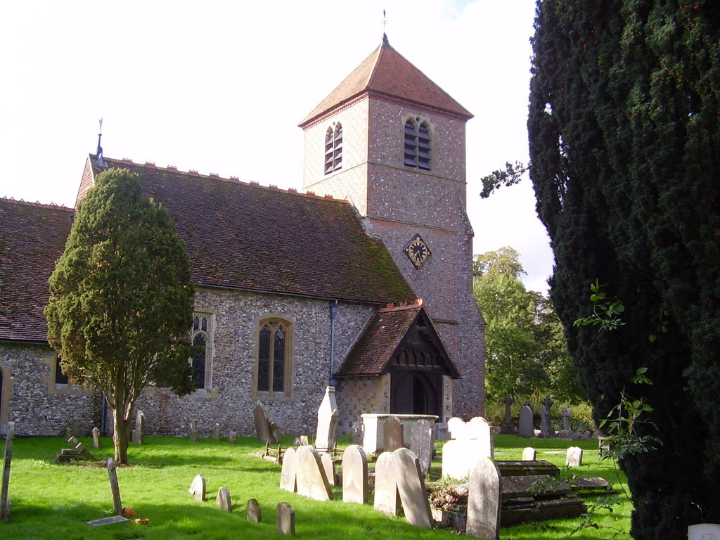 St. Margarets Church - Ceremony Sites - St Margarets Church, Mapledurham Estate, Caversham, Berkshire, RG4 7TR, England