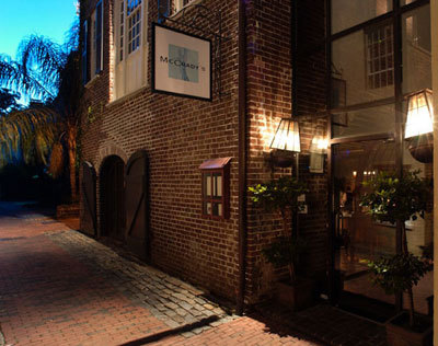 Mccrady's - Restaurants, Reception Sites, Ceremony Sites, Rehearsal Lunch/Dinner - 2 Unity Alley, Charleston, SC, 29401, US