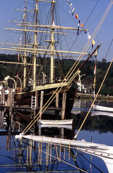 Mystic Seaport - Attractions/Entertainment - 75 Greenmanville Ave, Mystic, CT, 06355, US