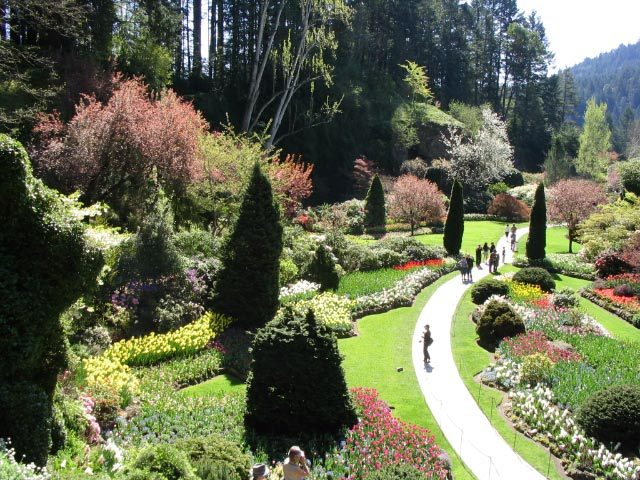 Butchart Gardens - Attractions/Entertainment - 800 Benvenuto Avenue, Brentwood Bay, BC, Canada