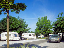 The Caravan Club: Baltic Wharf - Campsites - Baltic Wharf Caravan Club Site, Cumberland Rd , Bristol, BS1 6XG