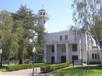 Saint Mary's Catholic Church - Ceremony Sites - 1333 58th Street, Sacramento, California, United States