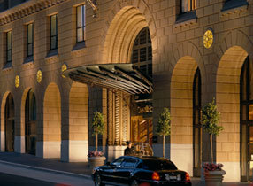 Omni San Francisco Hotel - Hotels/Accommodations, Reception Sites, Bars/Nightife - 500 California St, San Francisco, CA, USA