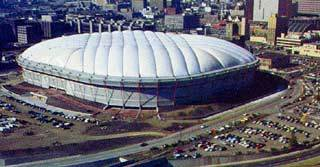Hubert H. Humphrey Metrodome - Attractions/Entertainment - 900 S 5th St, Minneapolis, MN, USA