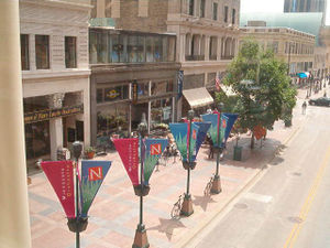 Nicollet Mall - Shopping, Attractions/Entertainment - Nicollet Mall, Minneapolis, MN, US