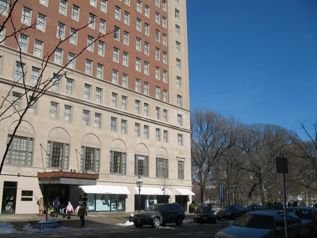Cafe - Taj Boston - Reception Sites, Hotels/Accommodations, Restaurants - 15 Arlington Street, Boston, MA, United States
