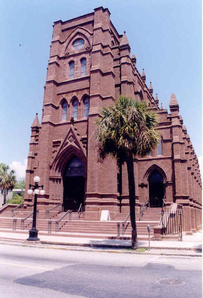 Cathedral Of St. John The Baptist - Ceremony Sites - 120 Broad St, Charleston, SC, 29401