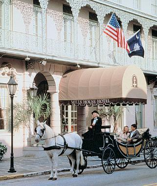 Mills House Hotel - Hotels/Accommodations, Reception Sites, Ceremony Sites, Restaurants - 115 Meeting St, Charleston, SC, USA