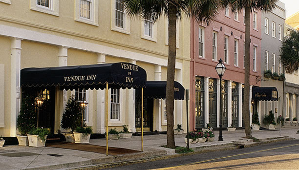 Vendue Inn - Hotels/Accommodations, Bars/Nightife, Attractions/Entertainment, After Party Sites - 19 Vendue Range Street, Charleston, SC, United States