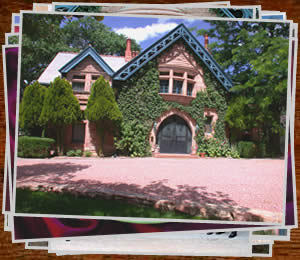 Briarhurst Manor - Ceremony Sites, Reception Sites, Hotels/Accommodations, Restaurants - 404 Manitou Ave, Manitou Springs, CO, 80829