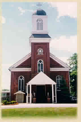 Saint Anthony Catholic Church - Ceremony Sites - 4611 Saint Anthony Rd, Monroe, MI, 48182, US