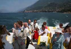 Champagne Cruise On The Lake - Cruises/On The Water - Malcesine Harbour