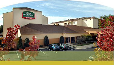 Courtyard By Marriott - Durham - Hotels/Accommodations - 1815 Front St, Durham, NC, 27705, US