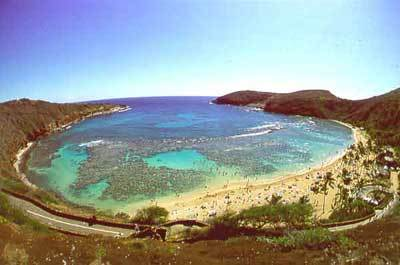 Hanauma Bay Nature Park - Attractions/Entertainment, Beaches - 100 Hanauma Bay Rd, Honolulu, HI, United States