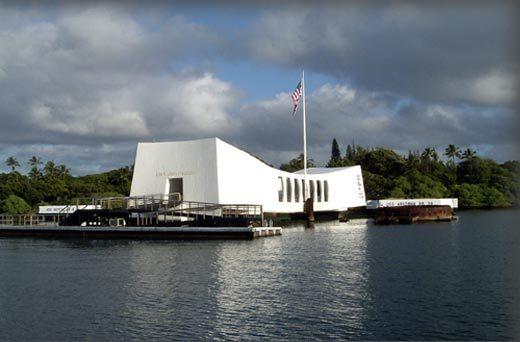 Uss Arizona Memorial - Attractions/Entertainment - 1 Arizona Memorial Rd, Honolulu, HI, United States