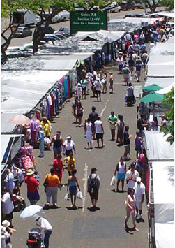 Aloha Stadium Swap Meet - Attractions/Entertainment, Shopping - 99-500 Salt Lake Blvd # 6, Aiea, HI, United States
