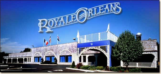 Royale Orleans - Ceremony Sites, Reception Sites - 2801 Telegraph Rd, St Louis, MO, 63125, US