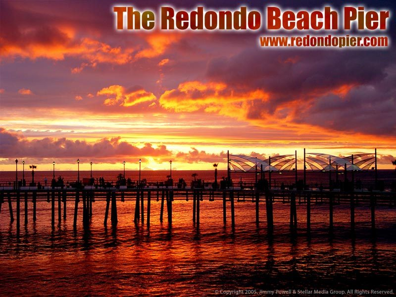 Redondo Pier - Attractions/Entertainment - 100 W Torrance Blvd, Redondo Beach, CA, 90277, US
