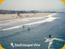 Pier Plaza - Attractions/Entertainment - Pier Ave, Hermosa Beach, CA