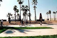 Venice Beach Boardwalk - Attraction - Ocean Front Walk, Los Angeles, CA, 90291, US