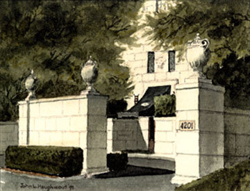 The Twentieth Century Club - Reception Sites - 4201 Bigelow Blvd, Pittsburgh, PA, 15213, US