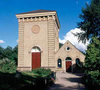 The Pump House Gallery, Battersea Park - Ceremony Sites - London, ENGLAND, GB