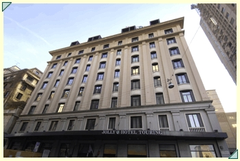 Jolly Hotel Touring - Hotels/Accommodations - Via Tarchetti Ugo Iginio, 2, Milano, MI, Italy