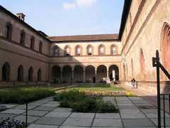 Castello Sforzesco - Attraction - Piazza Castello, Milano, 20100, Italy