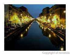 Navigli - Attraction - Navigli, 20143 Milan, Milan, Lombardy, IT