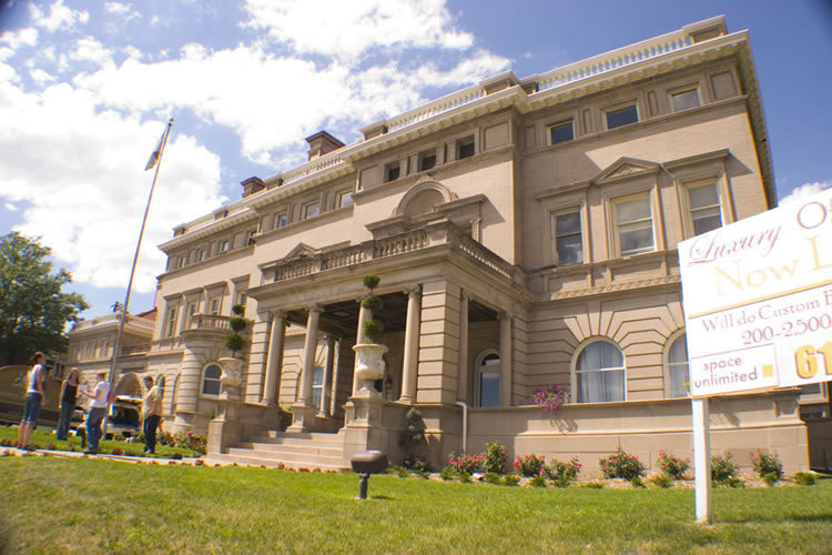 Semple Mansion - Reception Sites, Ceremony Sites - 100 W Franklin Ave, Minneapolis, MN, 55404