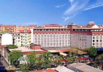Milan Marriott Hotel - Hotels/Accommodations - Via Giorgio Washington, 66, Milan, MI, Italy