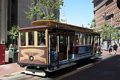 Cable Car Drop off! - Attraction - 1499 California St, San Francisco, CA, United States