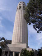 Coit Tower - Attraction - 1 Telegraph Hill Blvd, San Francisco, CA, USA