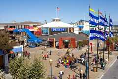 Pier 39 - Attraction - Pier 39, San Francisco, CA 94133