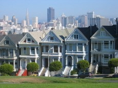 Alamo Square Park - Attraction - Fulton St & Scott St, San Francisco, CA, 94117, US