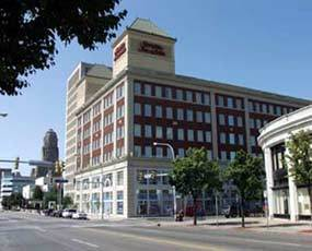 Hampton Inn & Suites Of Downtown Buffalo - Hotels/Accommodations - 220 Delaware Avenue, Buffalo, NY, United States