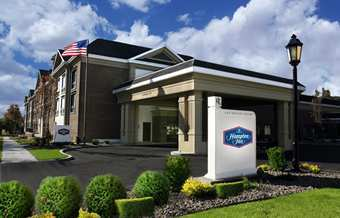 Hampton Inn East Aurora - Hotels/Accommodations - 49 Olean Street, East Aurora, NY, United States