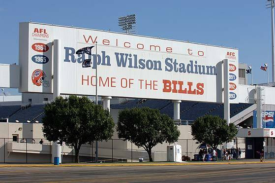 Ralph Wilson Stadium - Attractions/Entertainment - 1 Bills Drive, Orchard Park, NY, United States