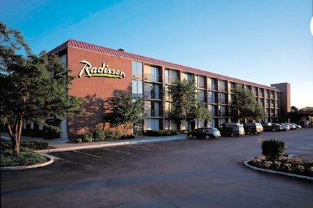 Radisson Hotel - Hotels/Accommodations, Coordinators/Planners - 175 Jefferson Road, Rochester, NY, United States