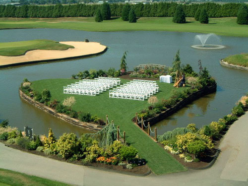 Mayfair Lakes Golf & Country Club - Ceremony Sites, Reception Sites - 5460 NO. 7 Road, Richmond, BC, Canada