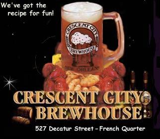 Crescent City Brewhouse - Restaurants, Rehearsal Lunch/Dinner, Attractions/Entertainment, Reception Sites - 527 Decatur St, New Orleans, LA, 70130