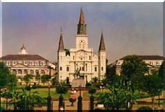 St Louis Cathedral - Attractions/Entertainment, Ceremony Sites - 615 Pere Antoine Aly, New Orleans, LA, United States