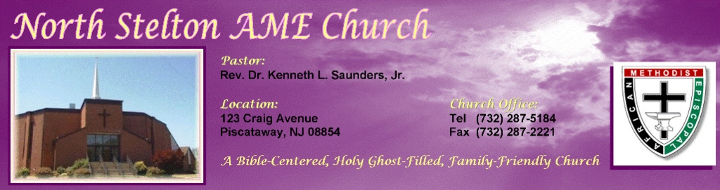 North Stelton A.m.e. Church - Ceremony Sites - 123 Craig Ave, Middlesex, NJ, 08854, US