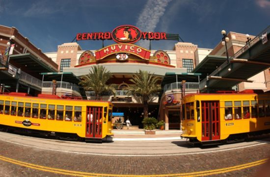 Centro Ybor - Attractions/Entertainment - 1600 E 8th Ave, Tampa, FL, United States