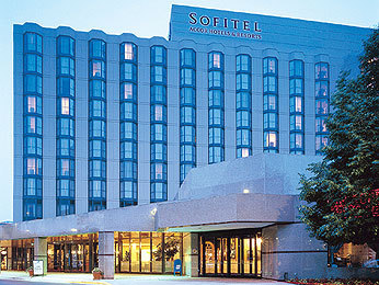 Hotel Sofitel Chicago Ohare - Hotels/Accommodations, Reception Sites - 5550 N River Rd, Rosemont, IL, USA