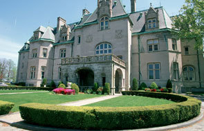 Ochre Court Mansion - Ceremony Sites, Photo Sites - 100 Ochre Point Ave, Newport, RI, 02840, US